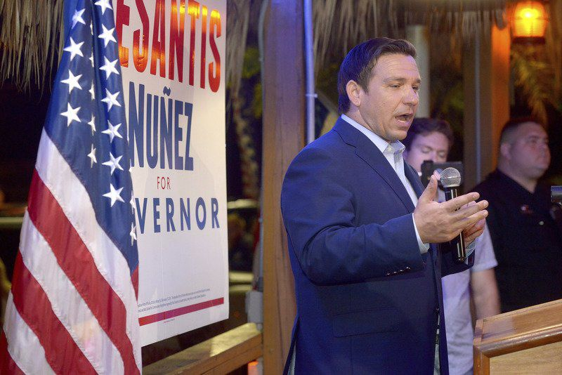 Democrats gain governors' seats, but GOP holds some states