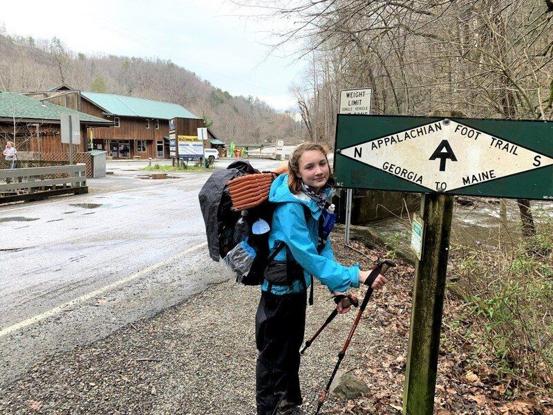 Mother-daughter duo successfully finish hiking Appalachian Trail