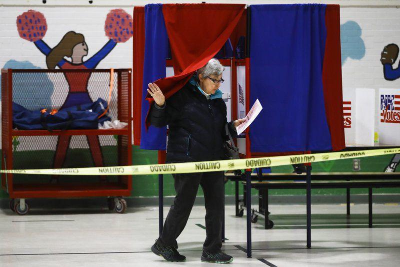 AP VoteCast: NH Democrats angry, seek alternative to Trump