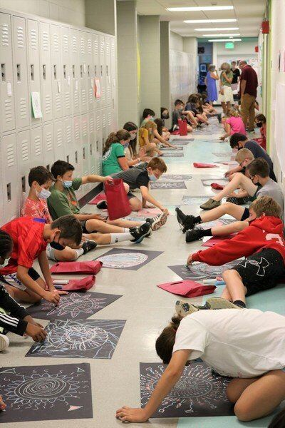 Newburyport fourth- and fifth-graders unwind with Wellness Days