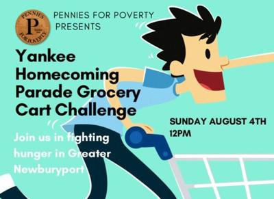 Anti-poverty group to crown 'Grocery Cart Champion'