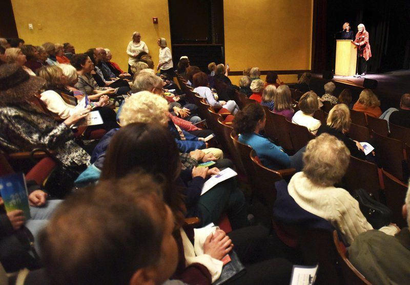 Andre Dubus III, Ann Hood open Literary Festival: 'A love letter to the reading life'