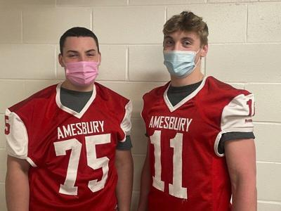 Captains Corner: Amesbury football