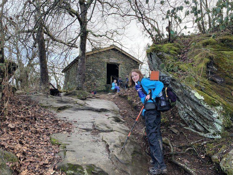 Amesbury Pair continue Appalachian trek as camps close