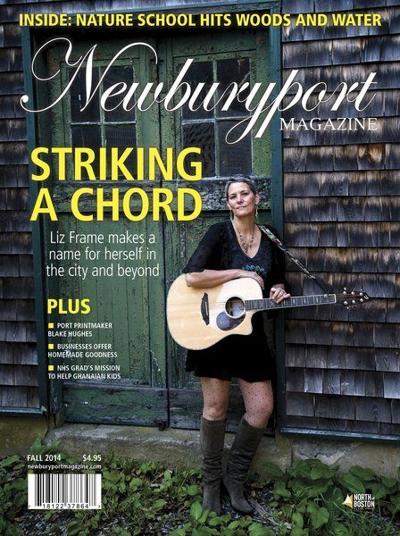 Check out Newburyport Magazine's fall edition