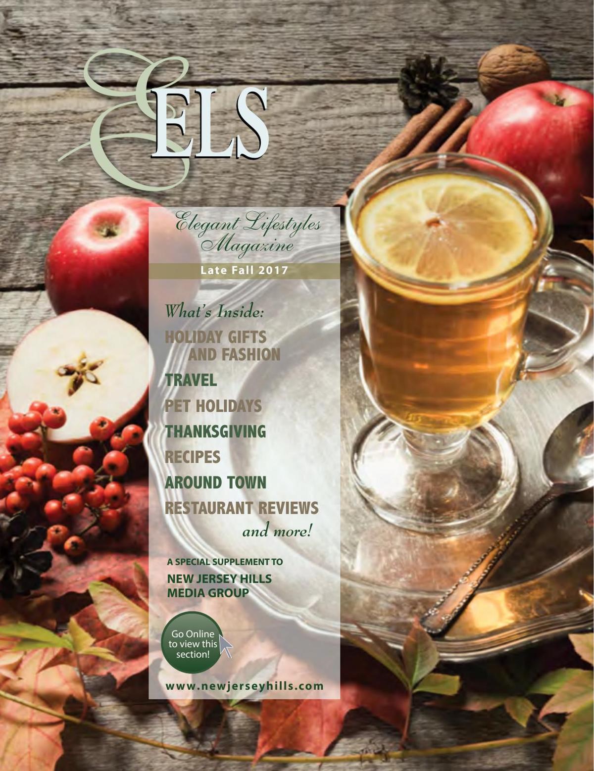 Elegant Lifestyles Magazine - November 2017