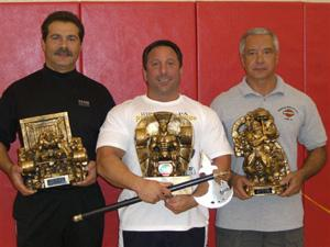 Randolph residents win powerlifting challenge