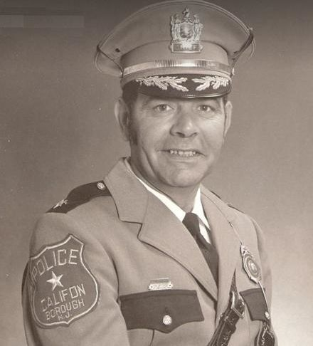 Kenneth R. Burd, 83, retired Califon Police Chief, Korean War veteran