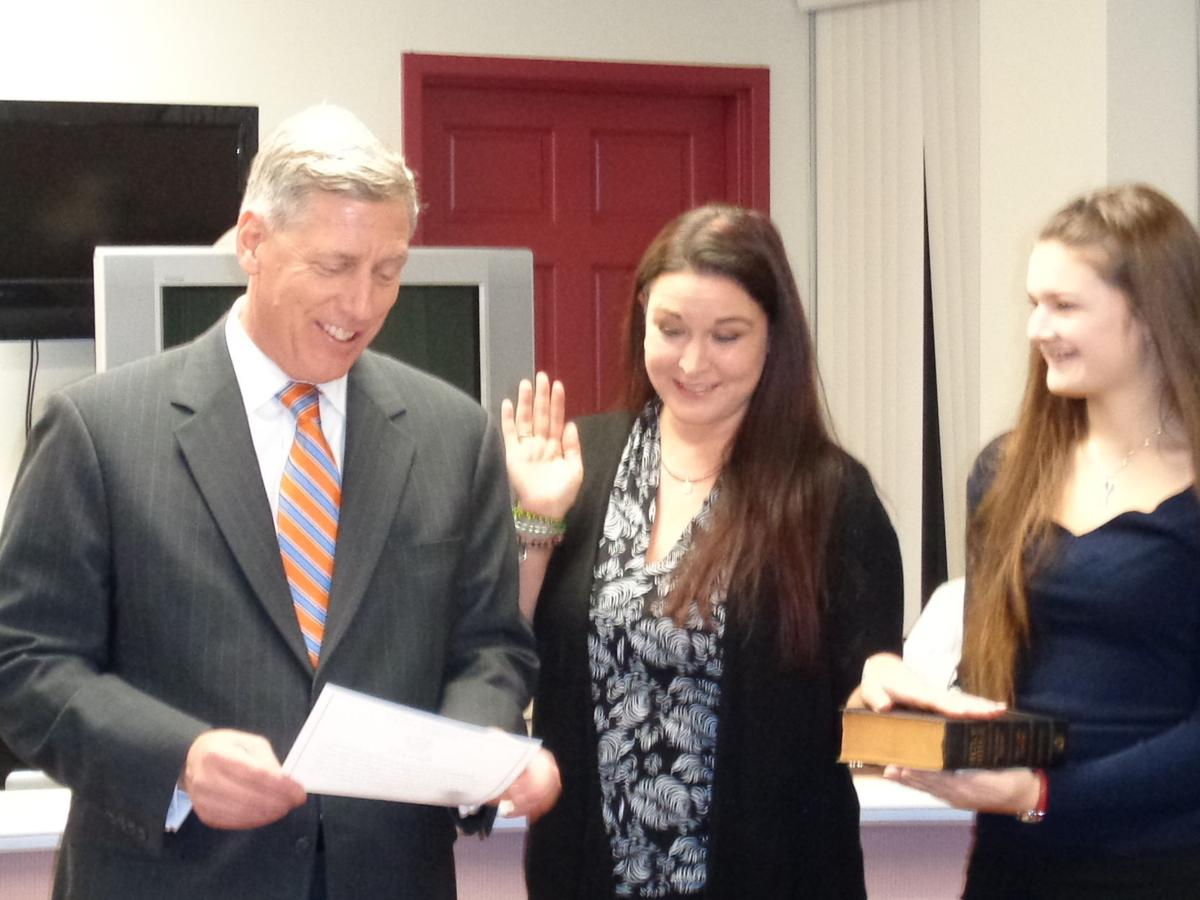 Mullay, Switlyk sworn in again to Clinton Twp. Council