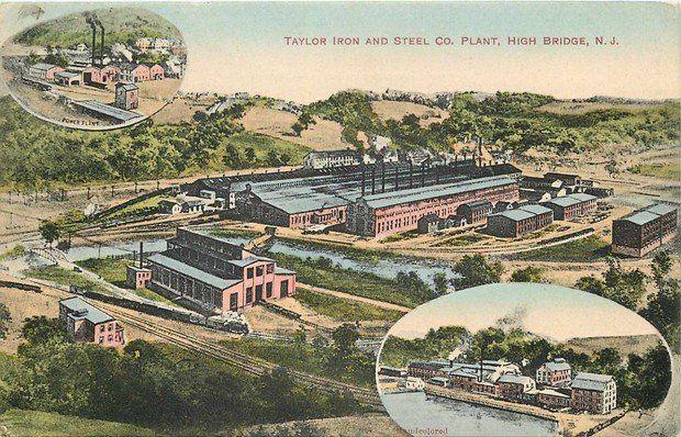 High Bridge 'Foundry Festival' celebrates 275th anniversary of Taylor-Wharton