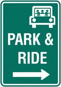 Park-and-ride