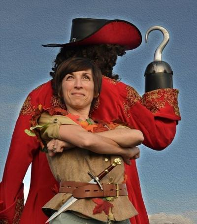 Fly to Neverland in Centenary Stage Company's production of