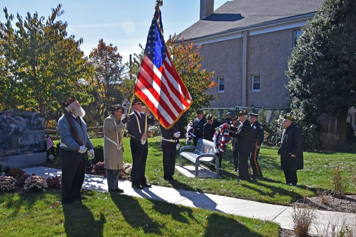 Veterans Day Ceremony In Bernardsville