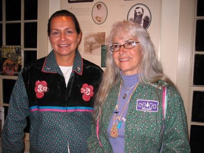Mohawk women dispel stereotypes in Harding program