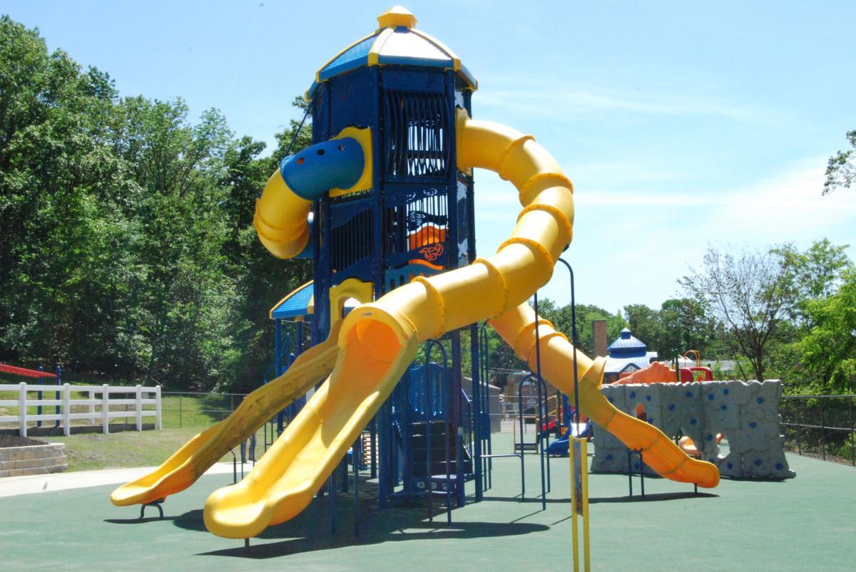 New Bayberry playground