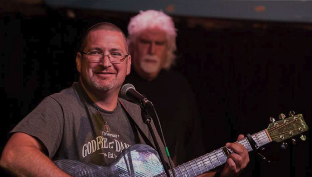 Songwriter Andrew Dunn to perform at Acoustic Cafe in Pottersville