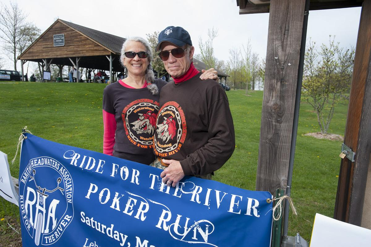 Raritan Headwaters' annual Ride for the River fundraiser will honor late founder, John Belle