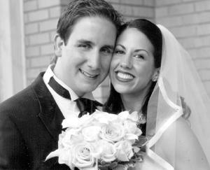 Lauren Tort weds Anthony Rainone
