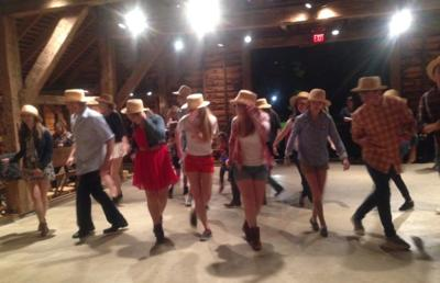 Readington's Wade-Wyckoff Barn will host barn dance on Saturday, Oct. 12