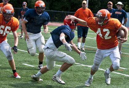 Citizen area high school football season fast approaching