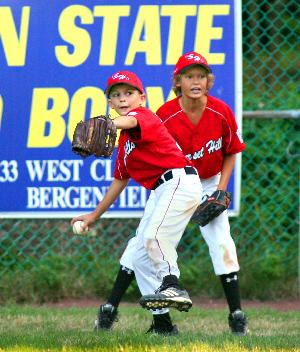 Somerset Hills 11s bow in title round