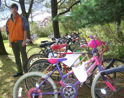 Long Valley Eagle Scout's project to benefit needy children