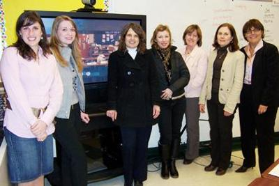 Video conferencing comes to Watchung schools