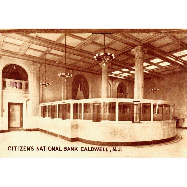 Bank in 1915