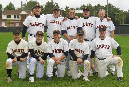 Basking Ridge Giants Win League Title