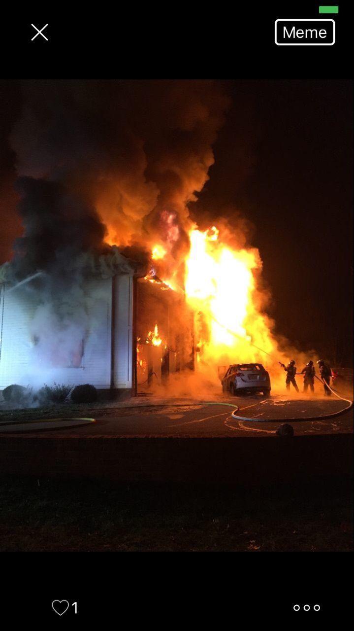 Harding Fire