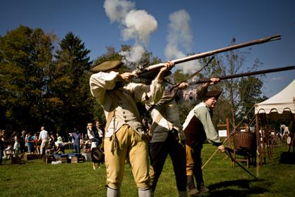 Lord Stirling 1770's Festival comes to Basking Ridge