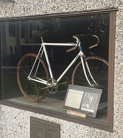Somerville Bike Monument