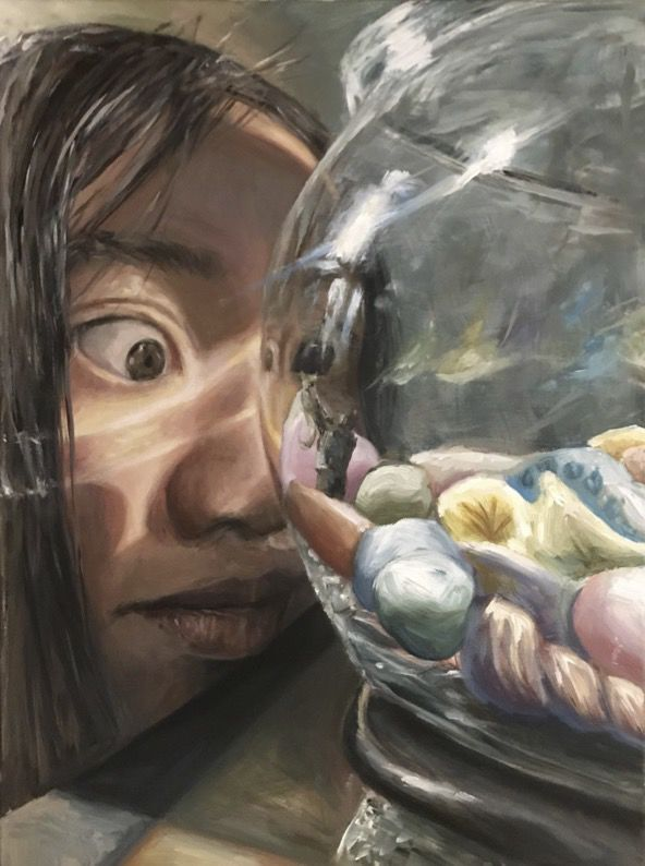 Hunterdon Central student wins 2021 Congressional Art Competition