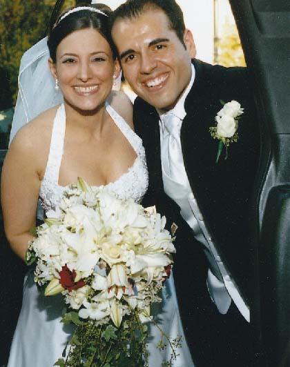 Jessica Lentini married to Philip Almeida