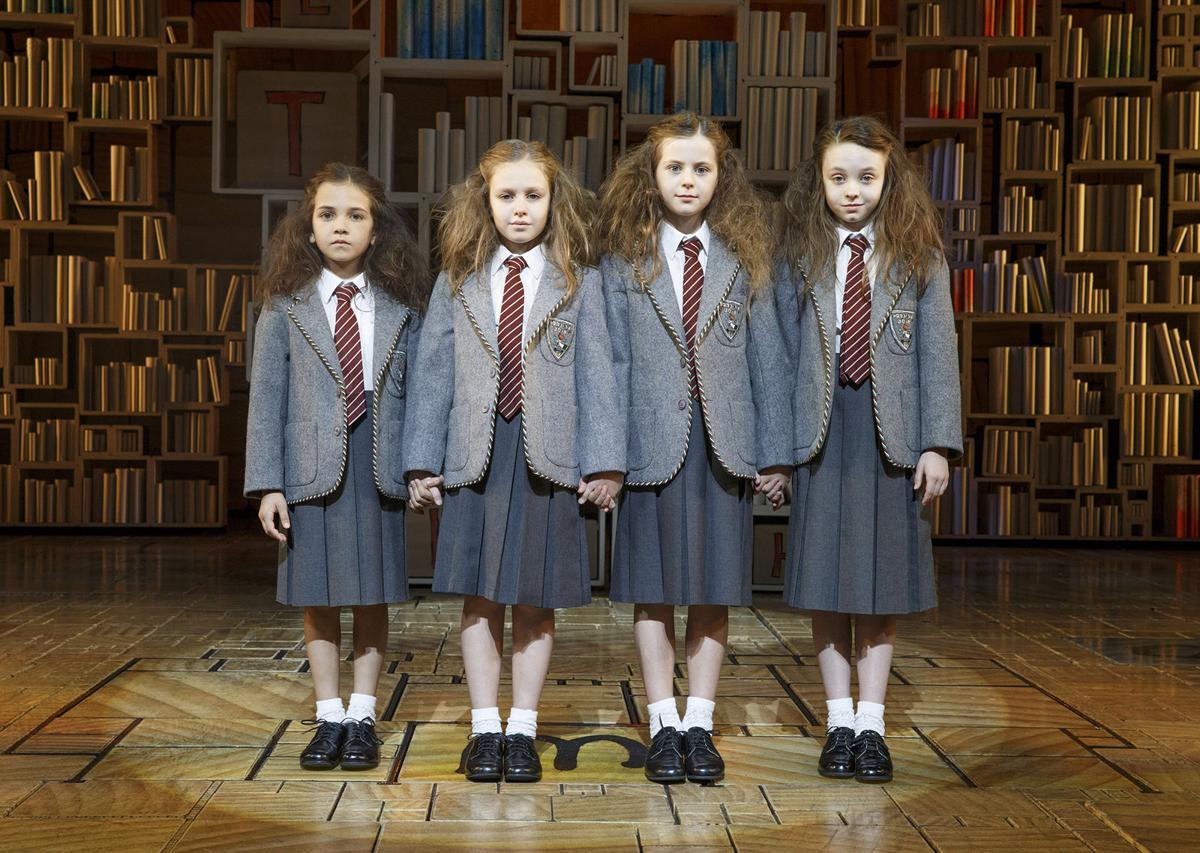 The four Matildas