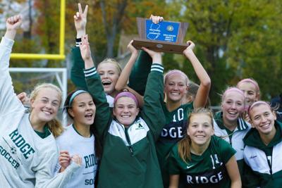 Ridge girls soccer