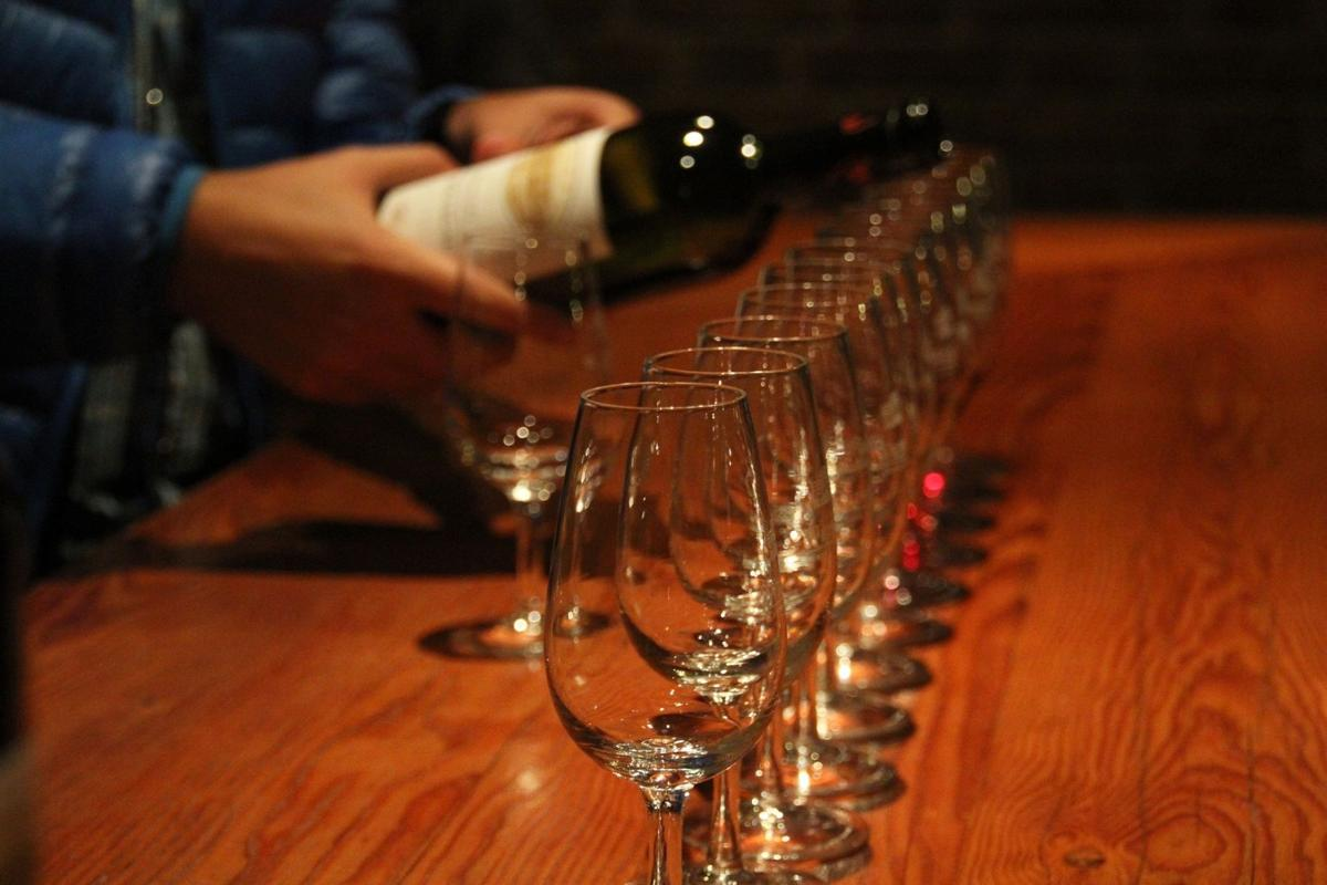 Tickets available for Nov. 11 Food and Wine Tasting Festival in Stirling