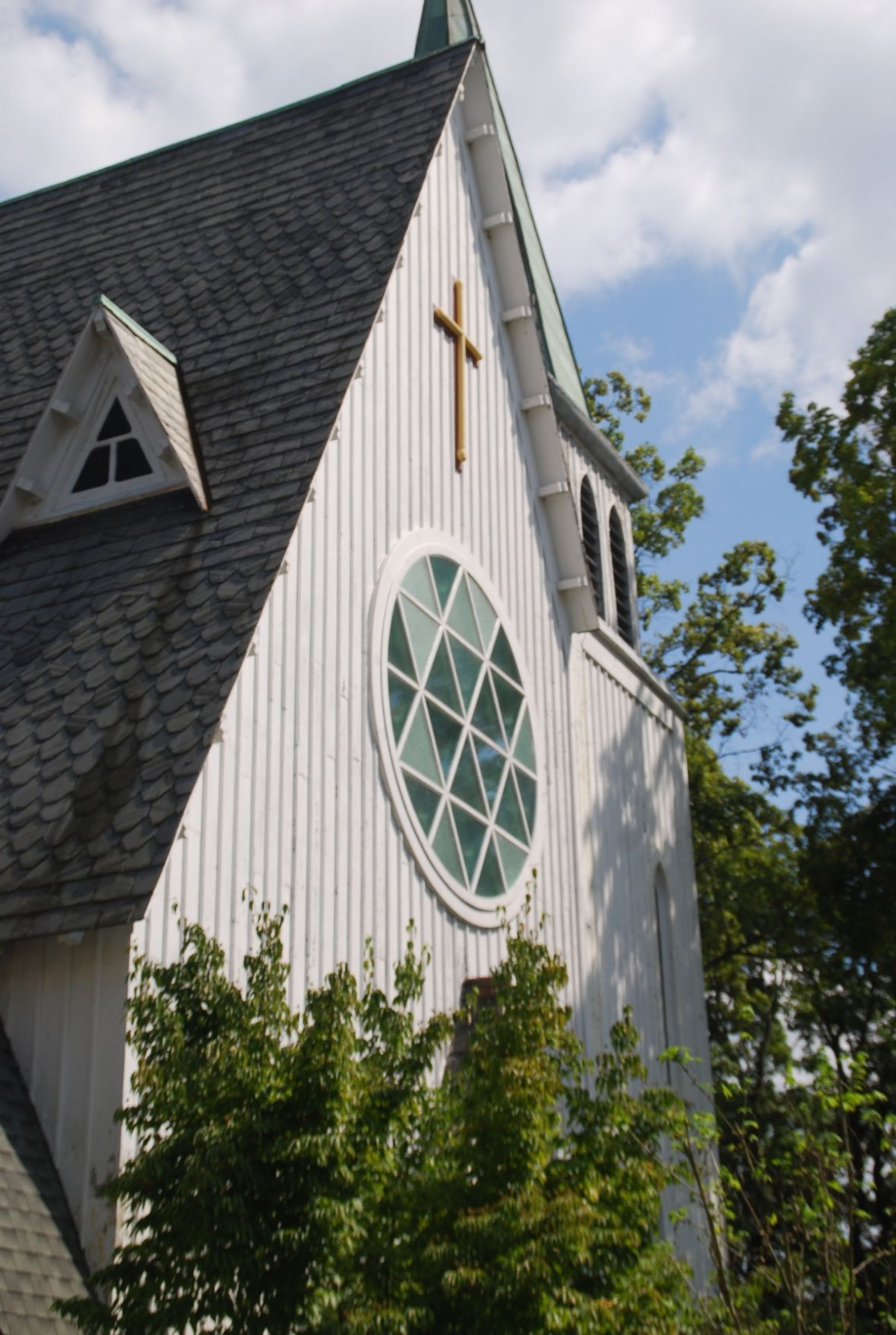 High Bridge Reformed Church on historic structure tour at Taylor-Wharton 275th anniversary