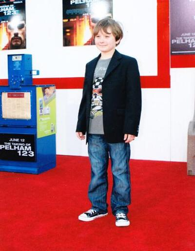 Actor's Life Is Goal Of JakeSiciliano, 10, Of Fairfield