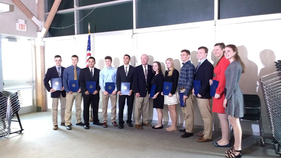 Service academy nominees