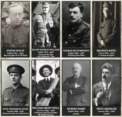 Hunterdon Symphony to mark 100th anniversary of Armistice Day at Hunterdon Central
