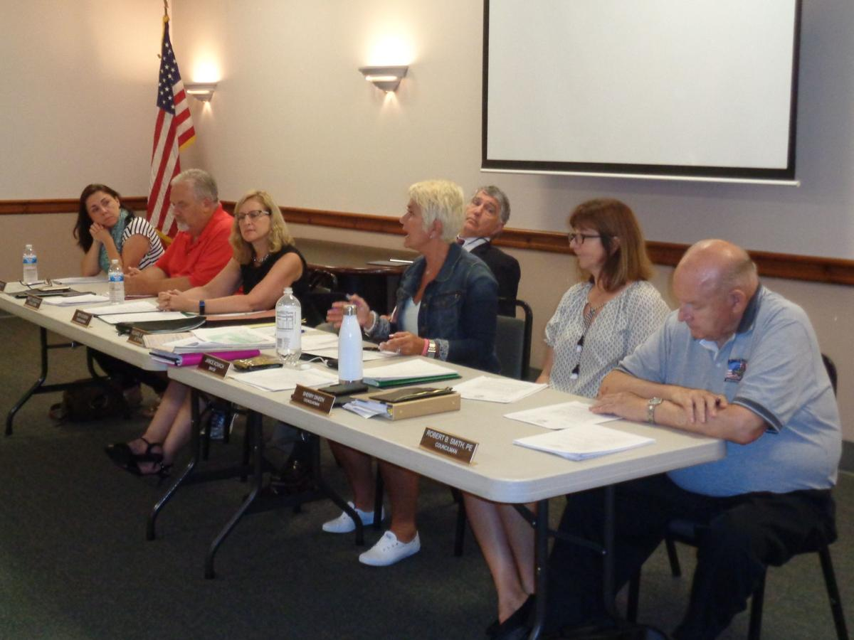 Clinton Township folks attend Clinton affordable housing meeting