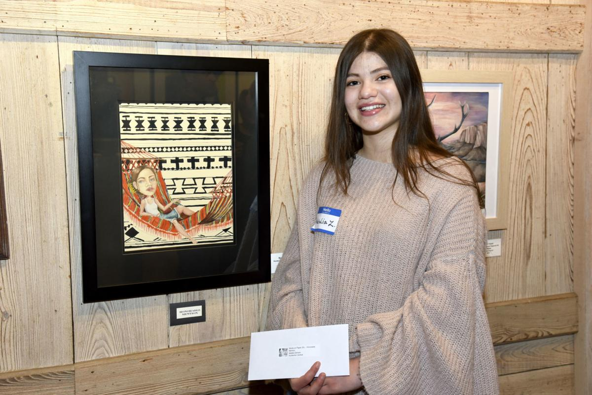 Hunterdon Central young artists recognized in Phillips' Mill's 7th Youth Art Exhibition