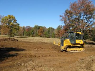 Harding's Waterman Meadow is being prepared for public use
