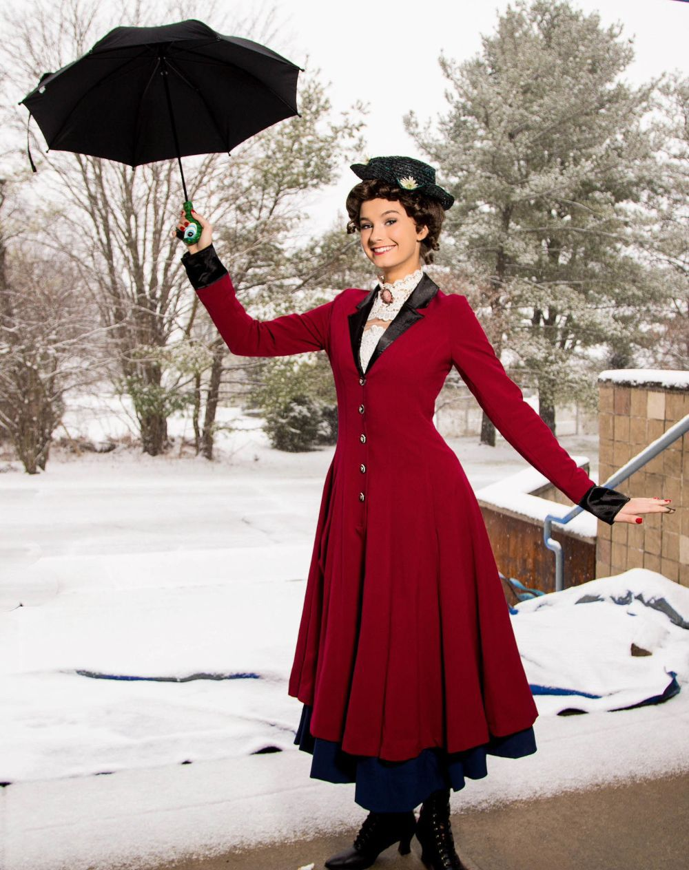 ShowKids Invitational Theatre presents 'Mary Poppins' from Saturday, Jan. 20, at Voorhees High
