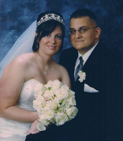 Christin Michelle Capra married to Joseph LaPosta
