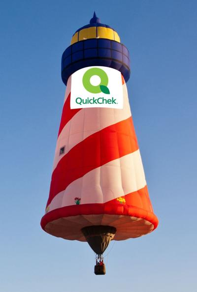 Flying Lighthouse balloon to lead the New Jersey Festival of Ballooning at Solberg Airport in July