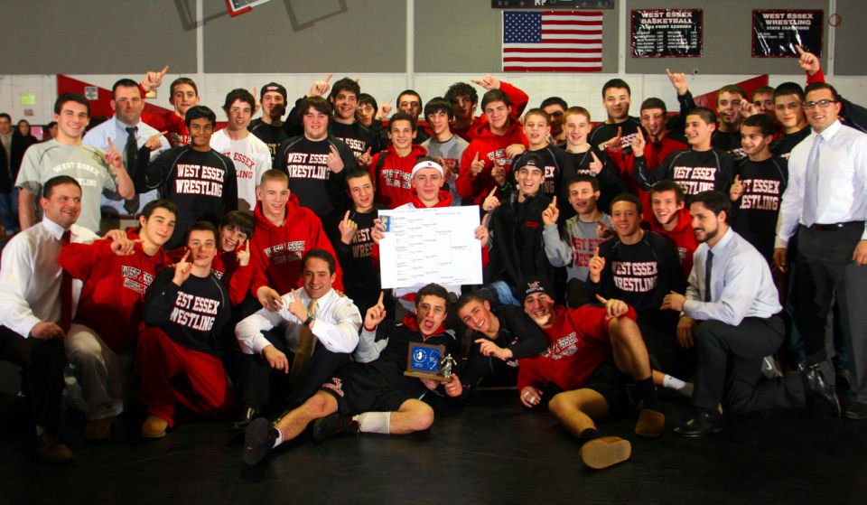 West Essex wins District 13 wrestling title | The Progress
