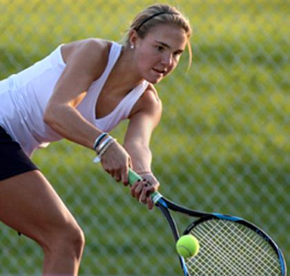 Lady Cougars yield in semis