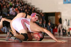 Ridge Wrestling—Red Devils rally but fall in return to sectional event